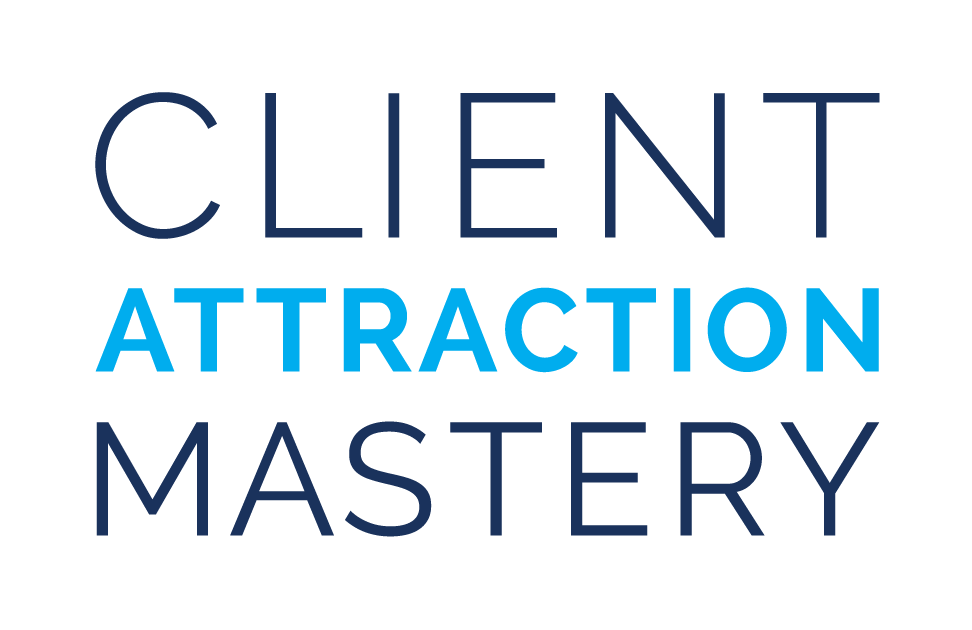 Client Attraction Mastery Launch (Online)