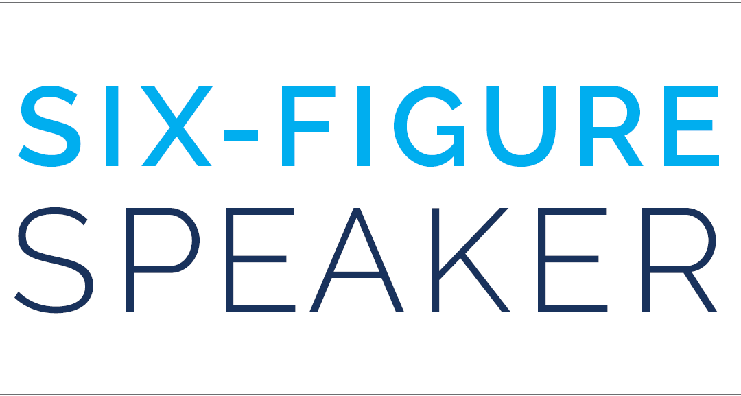 Six-Figure Speaker Launch Event (In-Person)